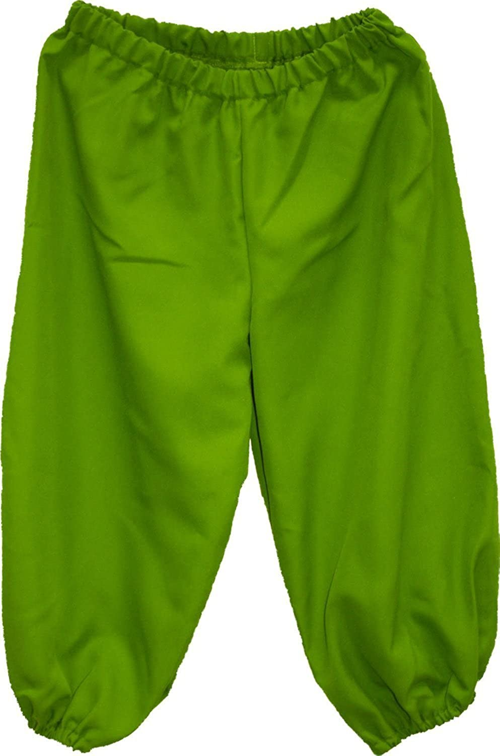 Deluxe Adult Costumes - Men's olive pirate knickers, pirate breeches, pirate pants, pirate trousers by Alexanders Costumes