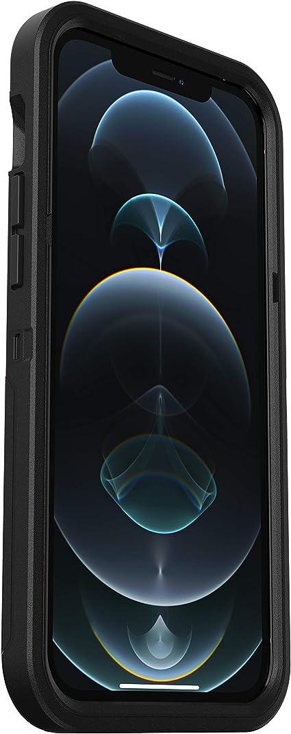 Otterbox Defender Xt Robuster Schutz Mit Magsafe Für Iphone 12 Pro Max Schwarz Elektronik