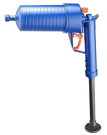 CON:P SA220 Pressluft-Rohrreinigungspistole für Bad und Küche ...