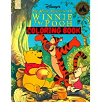Winnie Pooh Coloring book: Amazing Gift For Fans Of Winnie Pooh, Perfect Winnie Pooh Coloring Pages For Kids Ages 2-10