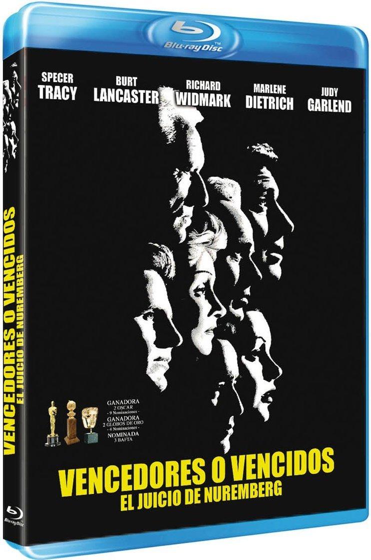 Vencedores o vencidos - El juicio de Nuremberg [Blu-ray]