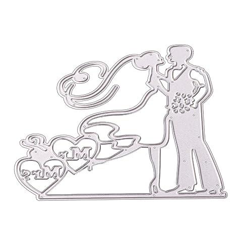 Gosear Rompecabezas de Acero al Carbono Rompecabezas de Plantillas de Plantillas de moldes para Plantillas de