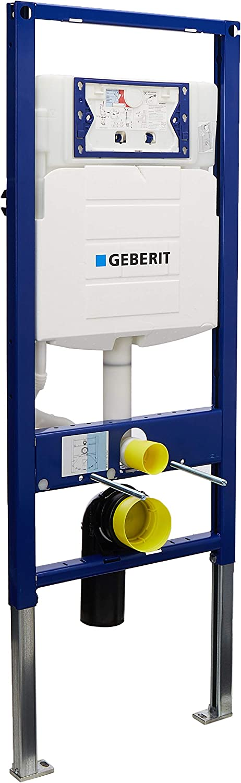 Pretext Element Geberit Duofix Keramag v/&b Design Toilet Grohe Flush borderless Set
