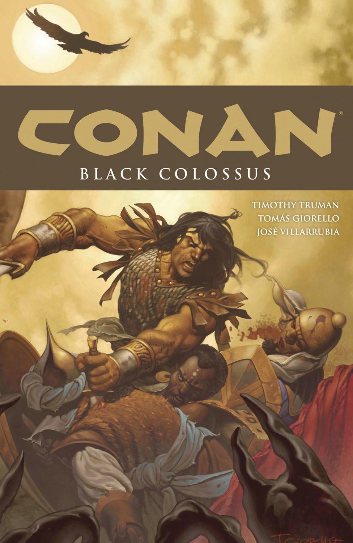 Conan Volume 8: Black Colossus (Conan (Dark Horse)) PDF