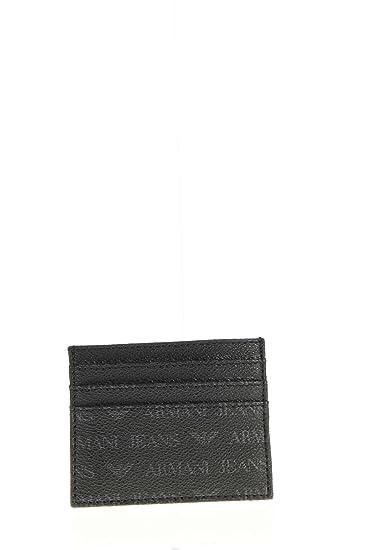 Armani jeans business card holder men black logo cardholder armani jeans business card holder men black logo cardholder tu colourmoves Image collections