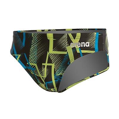 ff850c2f27 arena Alphabet Brief Swimsuit