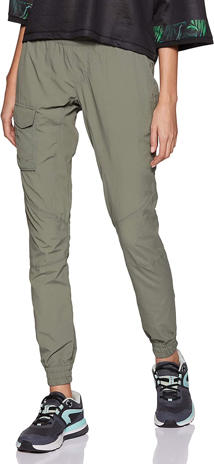 Breathable Columbia Womens Silver Ridge Pull On Pant UPF 50 Sun Protection