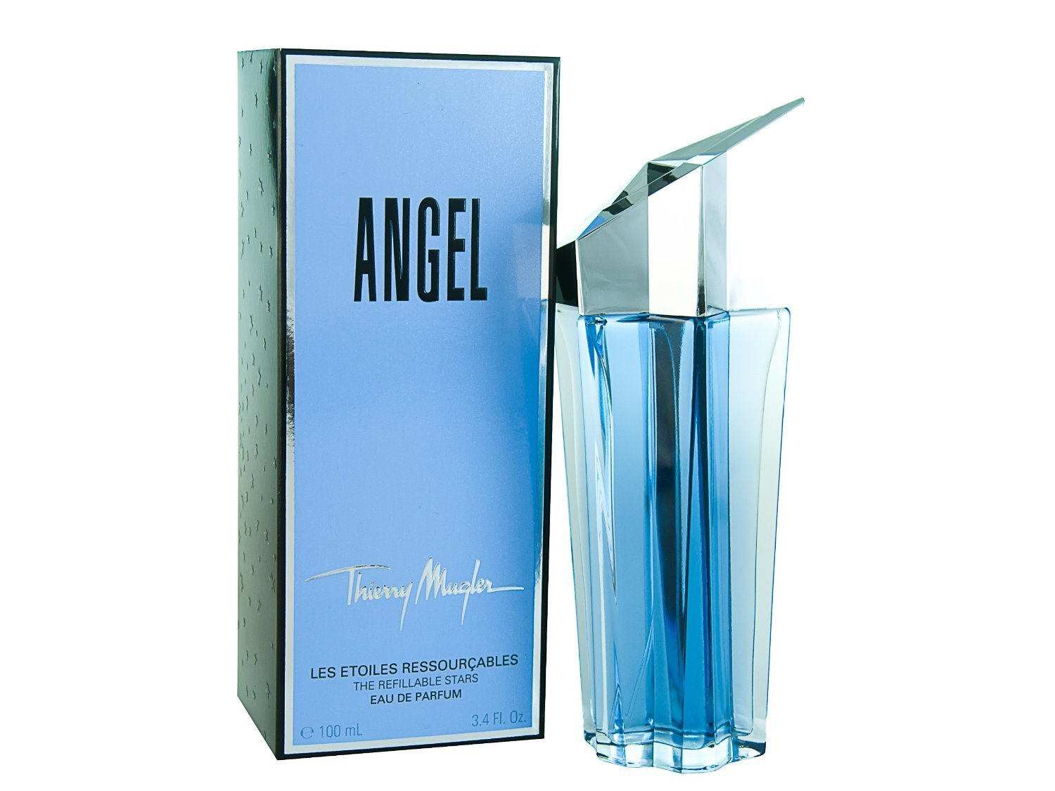 angel by thierry mugler for women 1 7 ounce. Black Bedroom Furniture Sets. Home Design Ideas