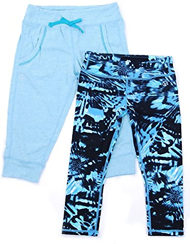 Vigoss Girls 2 Piece Yoga and Pant Set
