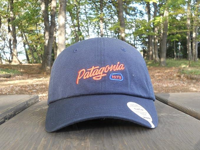 Amazon.co.jp: パタゴニア PATAGONIA TRAD CAP SPLITTER SCRIPT NVYB ... a180844b0fa0