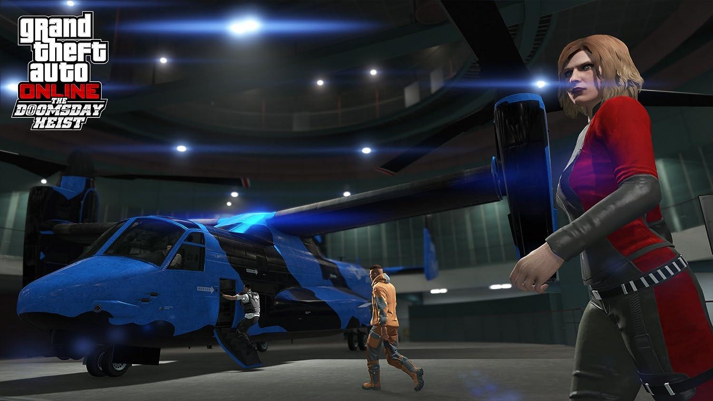 Amazon Com Grand Theft Auto V Pc Video Games