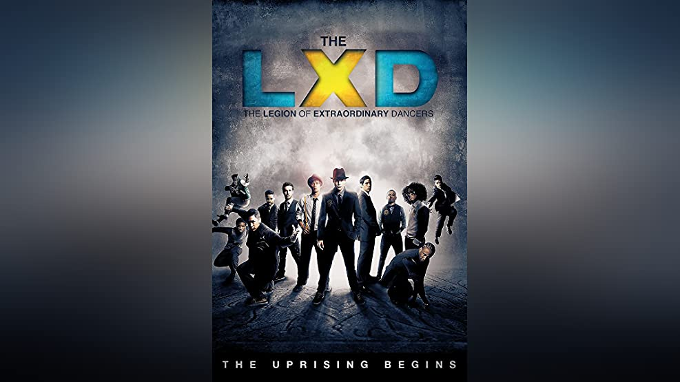 LXD: The Uprising Begins, The (Longform - Cycle 1)