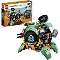 LEGO Overwatch Wrecking Ball 75976 Building Kit, Overwatch Toy for Girls and Boys Aged 9+, New 2019