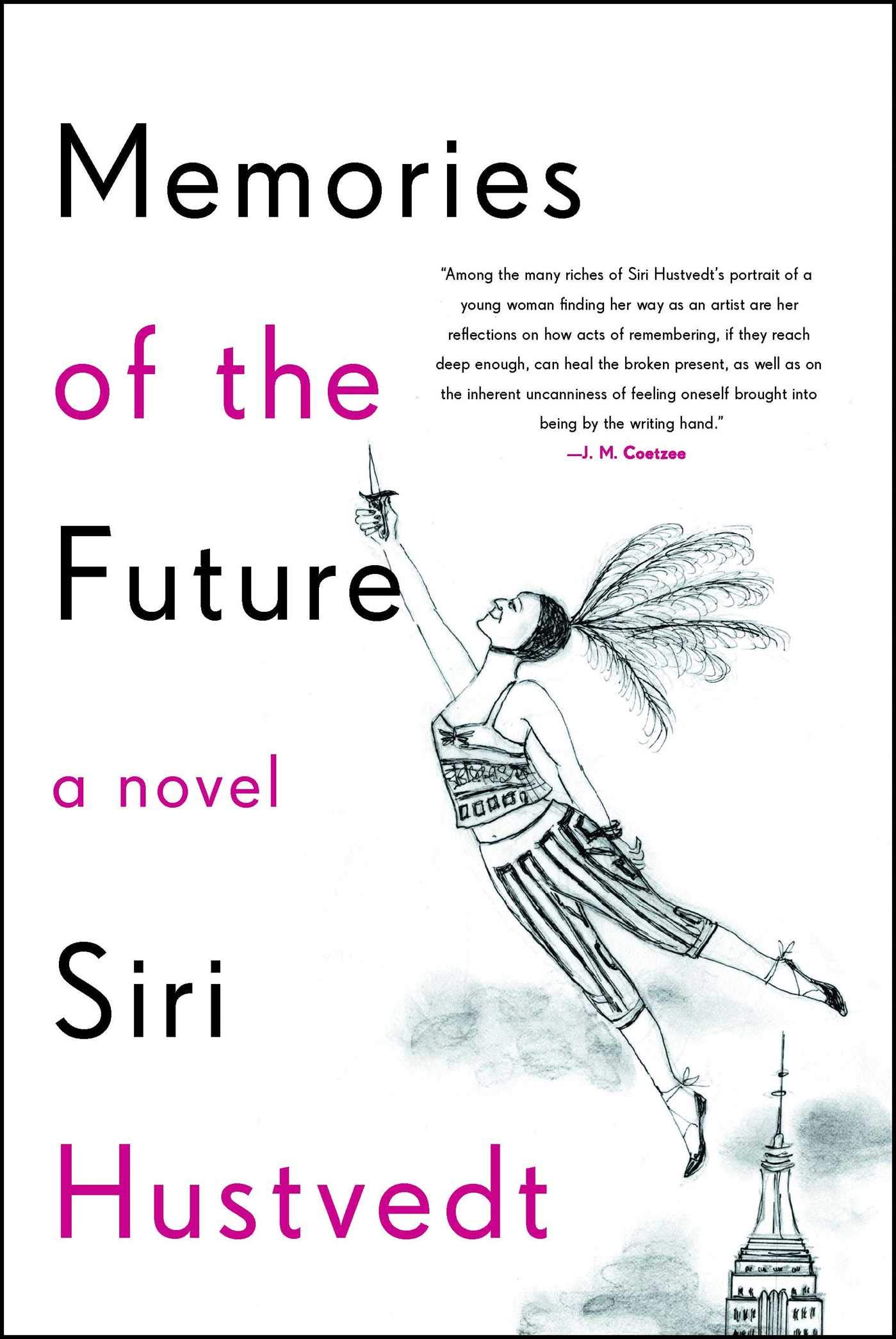 Cover: Siri Hustvedt Memories of the future