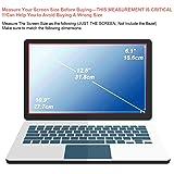 """12.5"""" FORITO Glass Screen Protector Compatible"""