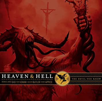 heaven & hell discography
