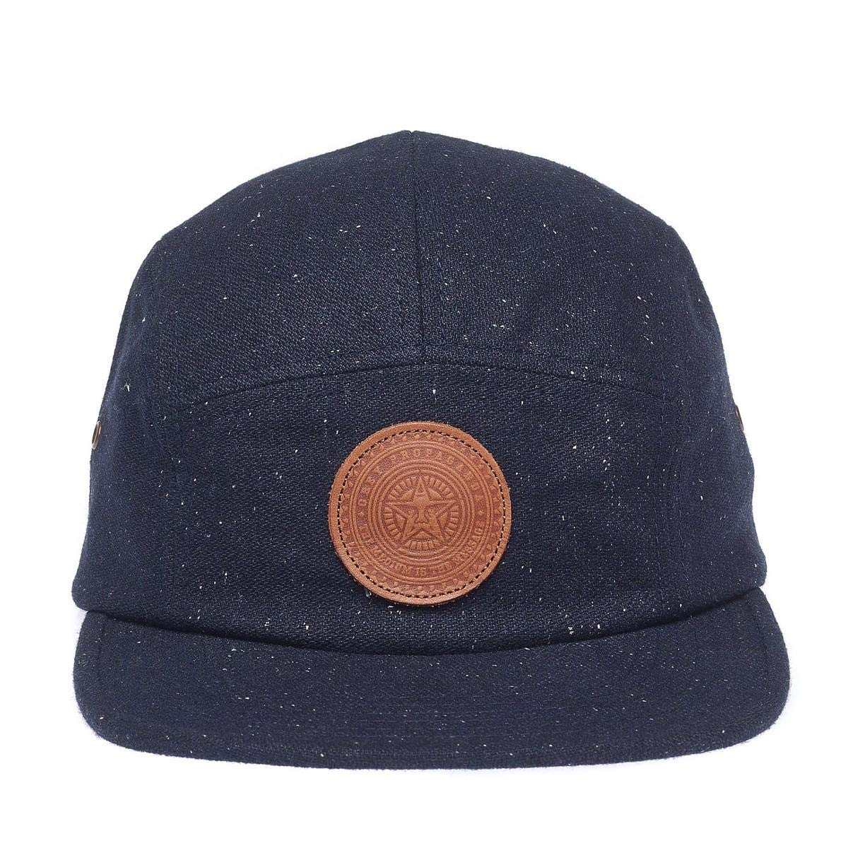 Obey Concord 5 Panel Adjustable Hat Navy by Obey