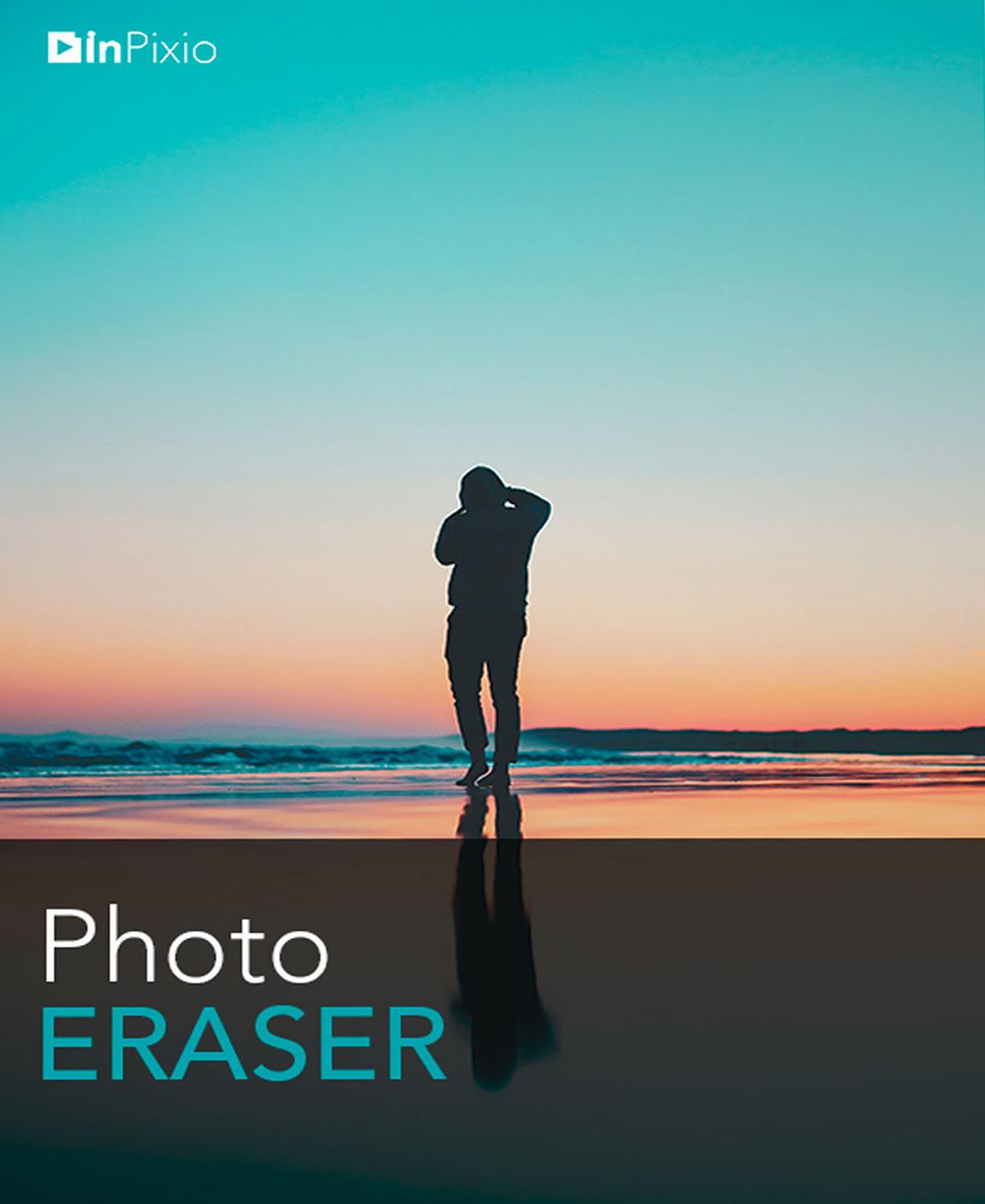 Inpixio Photo eRaser 8 [Download] by Avanquest