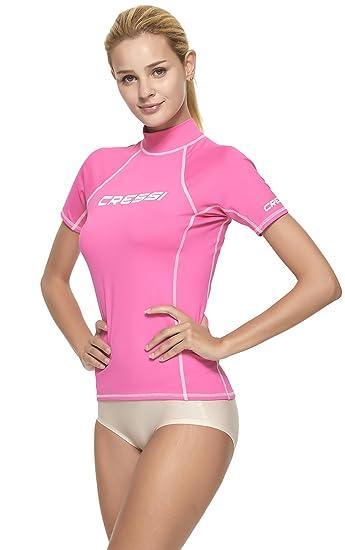 104084532adc Cressi Rash Guard, Camiseta con Filtro de Protección UV UPF 50+