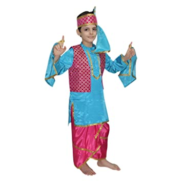 4ea4f0b71 Buy Kaku Fancy Dresses Boy s Traditional Dress (Multicolour