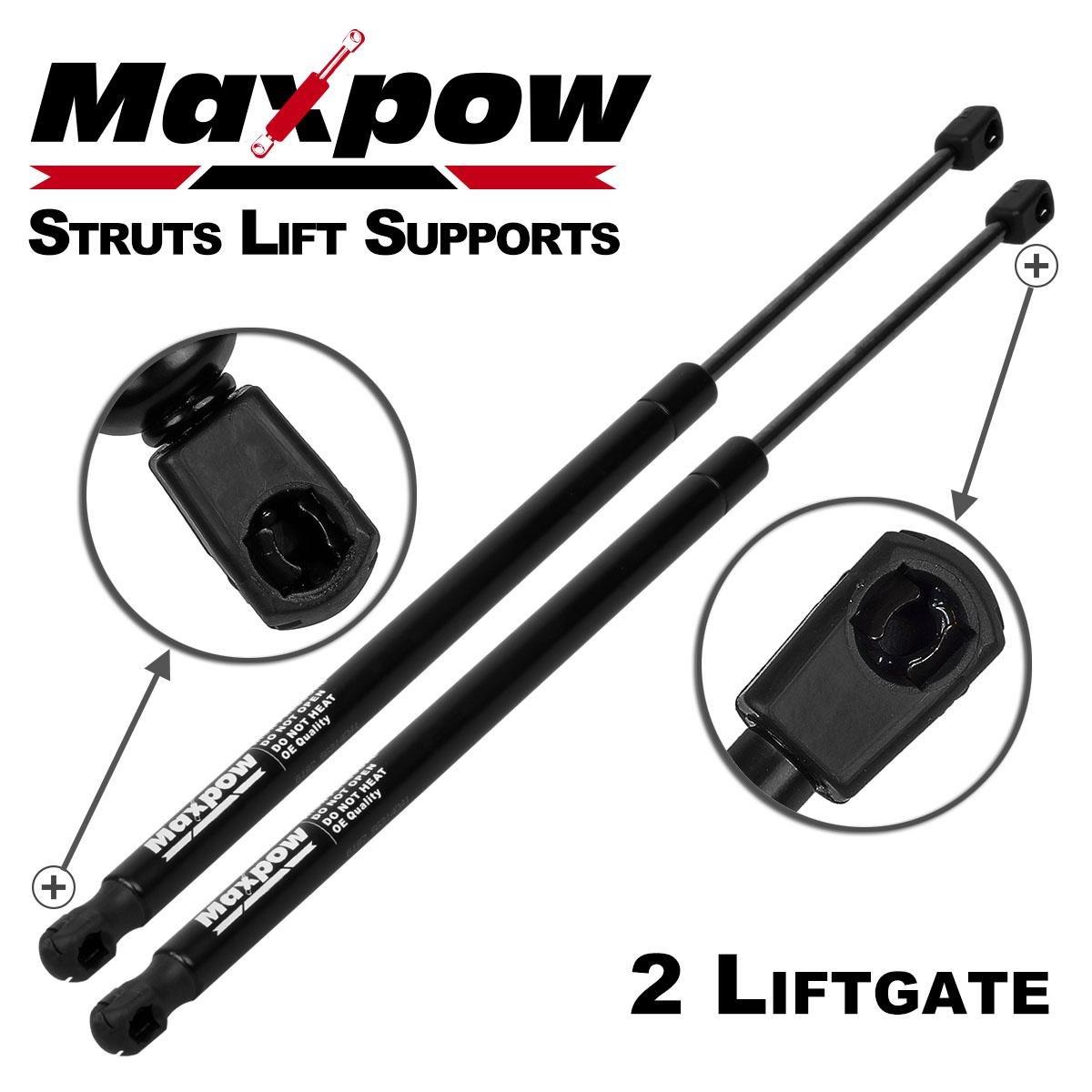 Partsam Qt2 Rear Liftgate Lift Support shocks struts Compatible With 2010 2011 2012 2013 2014 GMC Terrain SG230117