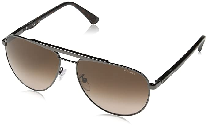 f9dc21a736 Police Sunglasses Men s Brooklyn 1 SPL364 Sunglasses