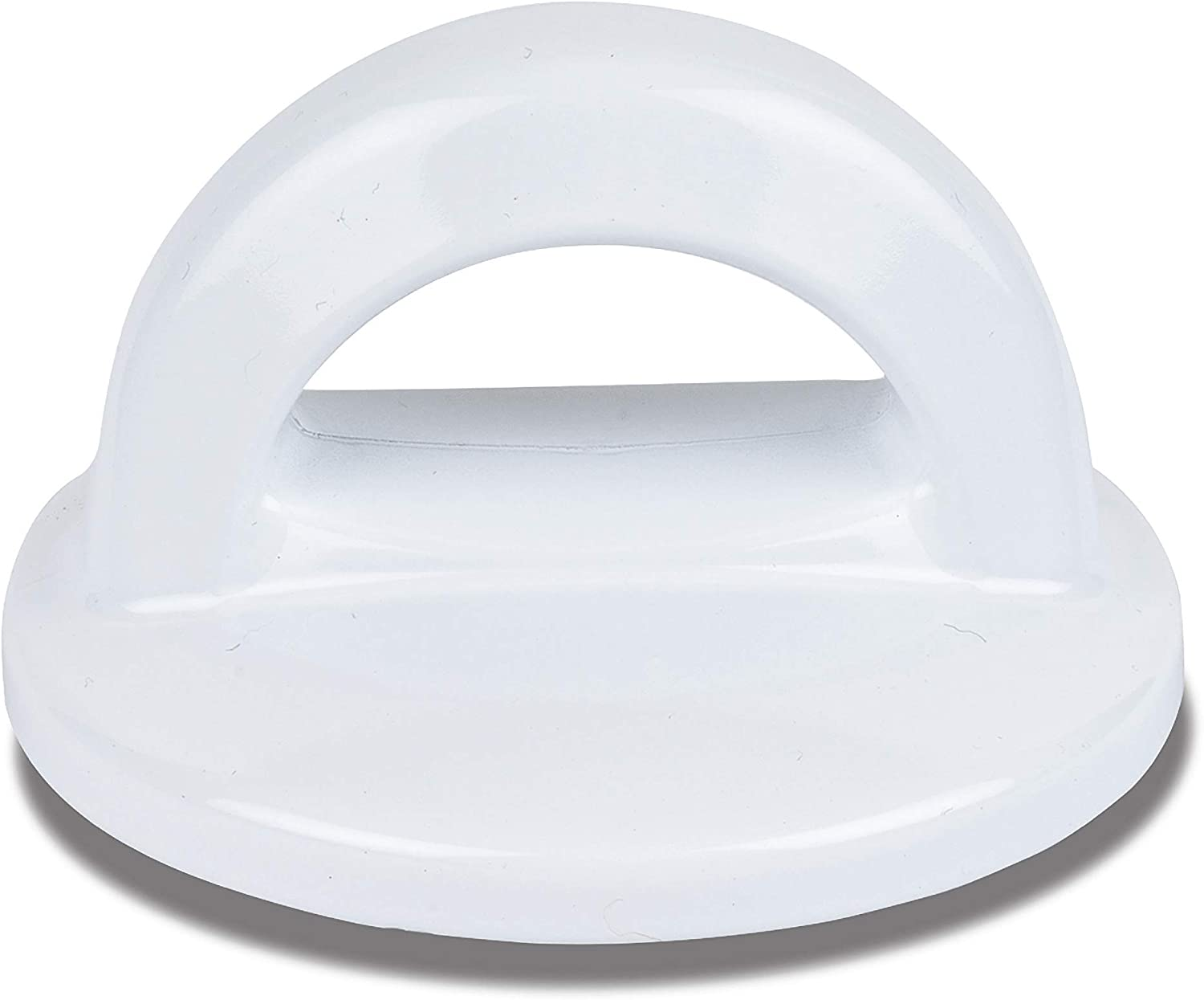 Universal Pot Lid Replacement White Knobs Pan Lid Holding Handles (1 Pack)