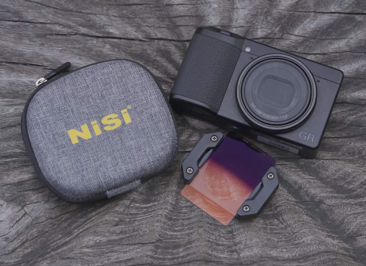 Professional Kit NiSi Filter Kit for Ricoh GR III