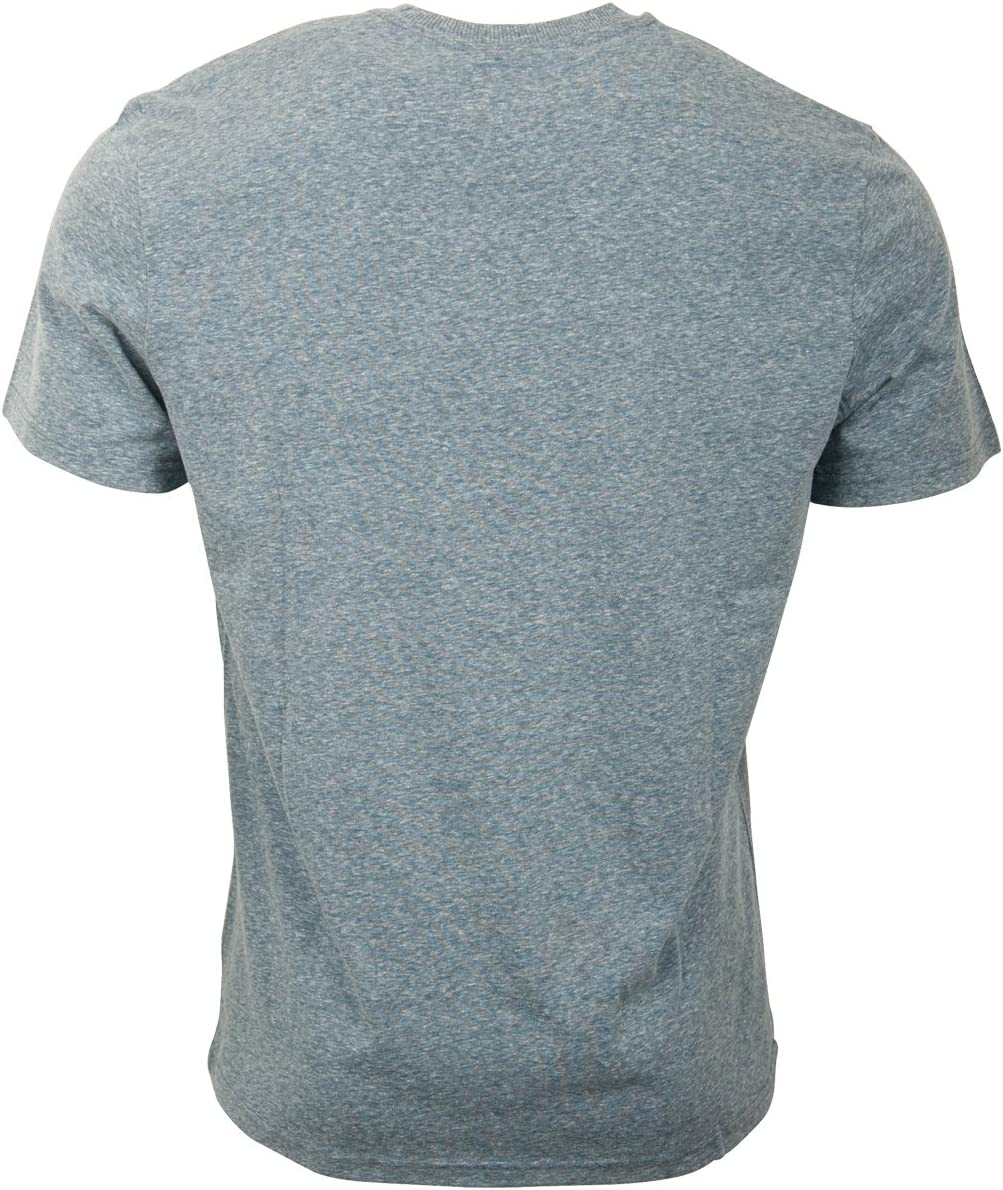 FC St Pauli Herren T-Shirt Totenkopf Blue Screen