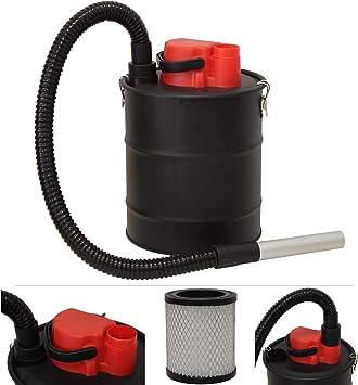 Aspirador de cenizas de la marca Grafner®, 20 litros, 1200 W, con ...