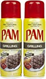 Pam Grilling No-Stick Cooking Spray - 5 oz - 2 pk