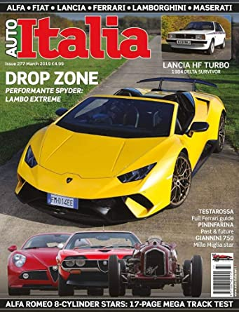 AutoItalia Magazine Kindle Edition