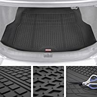 Motor Trend Premium FlexTough All-Protection Cargo Mat Liner – w/Traction Grips & Fresh Design photo