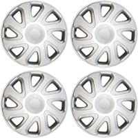 $28 » Hubcaps 14 inch Wheel Covers - (Set of 4) Hub Caps for 14in Wheels Rim Cover - Car…