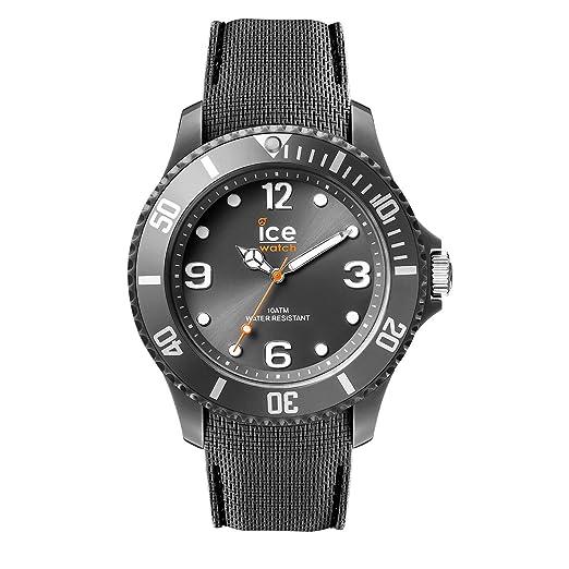 Ice-Watch Reloj Analógico para Hombre de Cuarzo con Correa en Silicona 7268: Amazon.es: Relojes