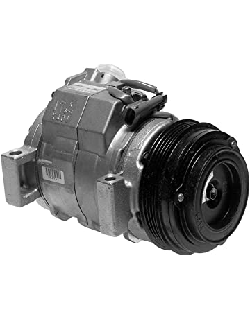 Denso 4710315 New Compressor with Clutch
