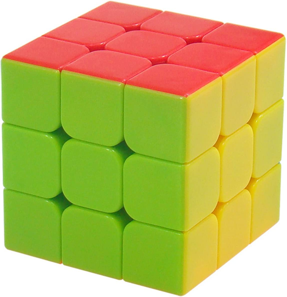 2x2x2 à 11x11x11 Speed ​​Cube Aucun Autocollant Magic Cube Puzzles Jouet (11x11x11) 3x3x3