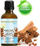 ANISE STAR ESSENTIAL OIL Himalayan. 100% Pure Therapeutic Grade, Premium Quality, Undiluted.