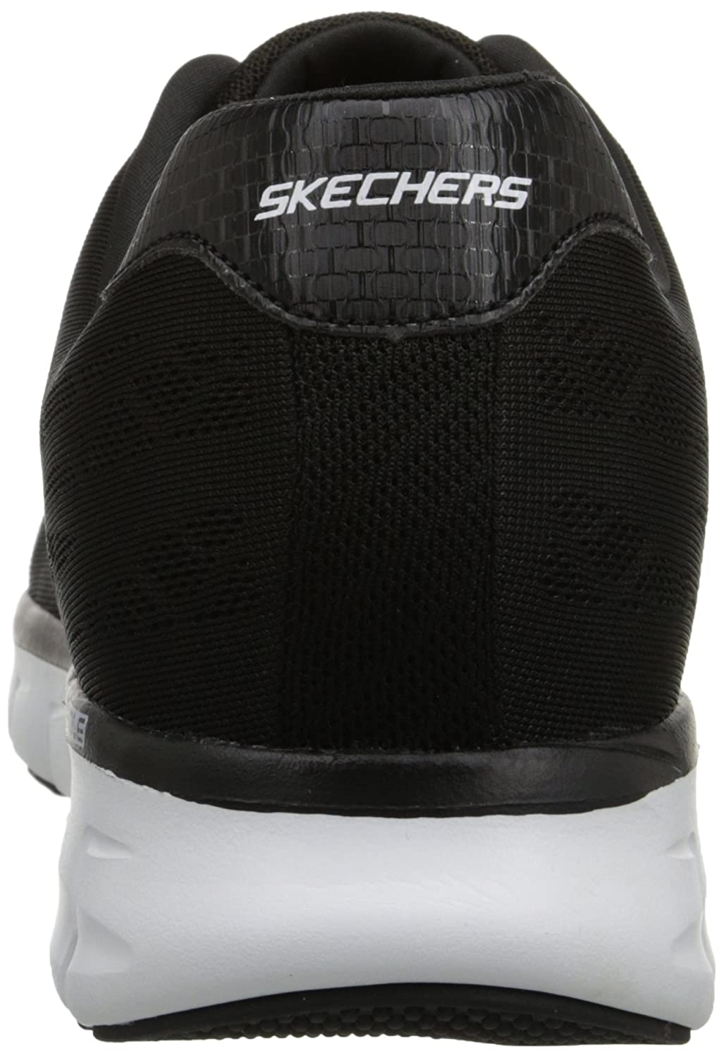 17fc7a3cefe0 Skechers Men s Synergy Fine-Tune Low-Top Trainer  Skechers  Amazon.co.uk   Shoes   Bags