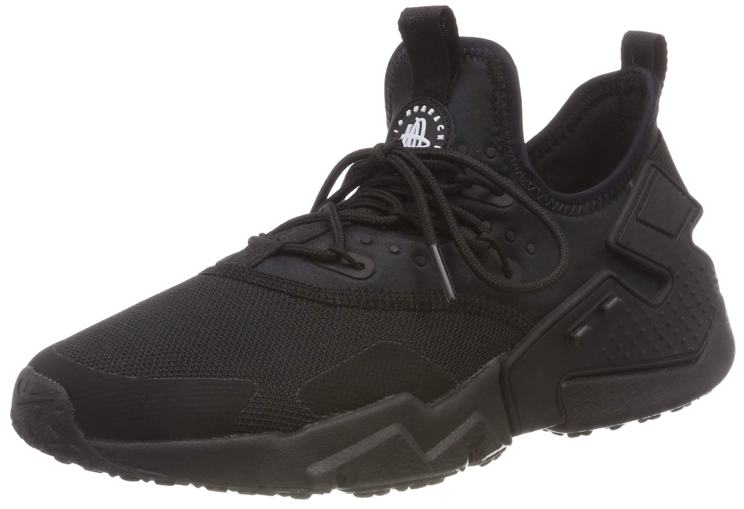 0698664e943e7 Nike Air Huarache Drift Men's Athletic Shoes Black/White ah7334-003 (13  D(M) US)