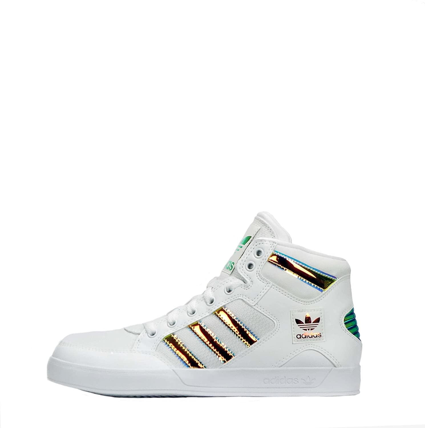 5fadcd925e0a Adidas Original Hardcourt Hi Gold farbpassiviert Kinder Junior Schuhe -  associate-degree.de
