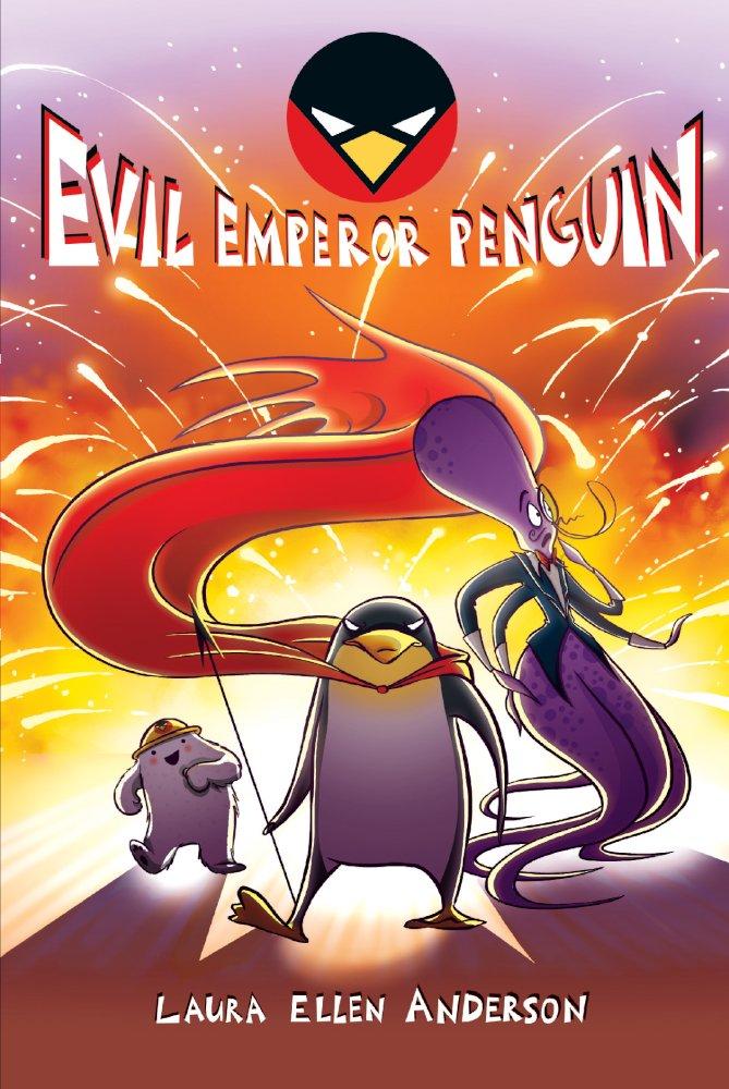 Read Online Evil Emperor Penguin (Turtleback School & Library Binding Edition) ebook
