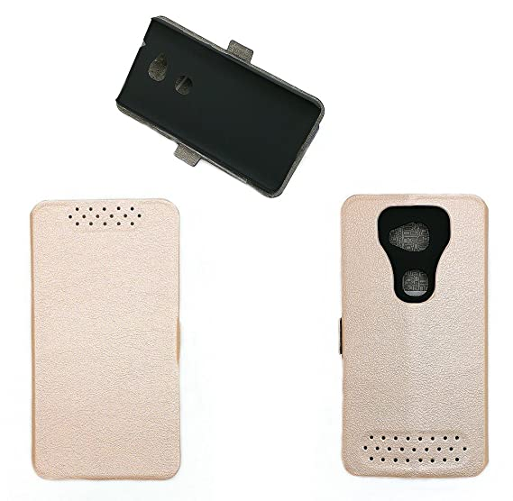 newest 5aa2e f96fe Amazon.com: Case for Huawei Ascend 5w H1623 Case Cover Pink gold ...