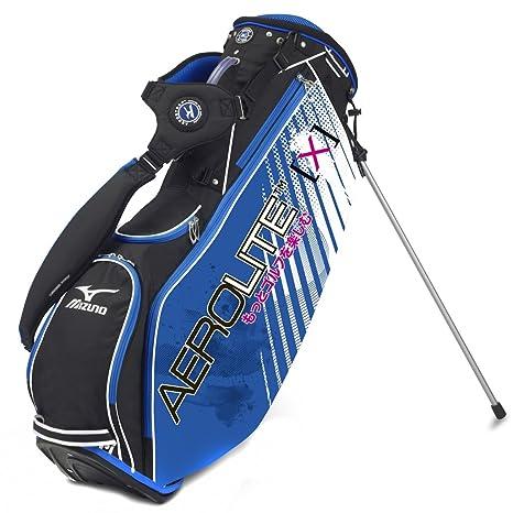 Amazon.com: Mizuno Aerolite X Bolsa para palos de golf ...
