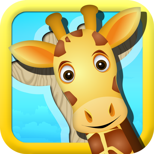 Animal Puzzle - Drag 'n' Drop Puzzles for Toddlers from Kumu Labs