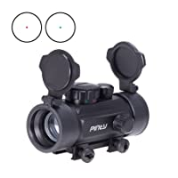 Pinty 30mm Reflex Red Green Dot Sight Scope