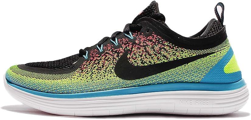 NikeFree Run Distance 2 - Zapatillas de Entrenamiento Hombre , color negro, talla 49.5: Amazon.es: Zapatos y complementos