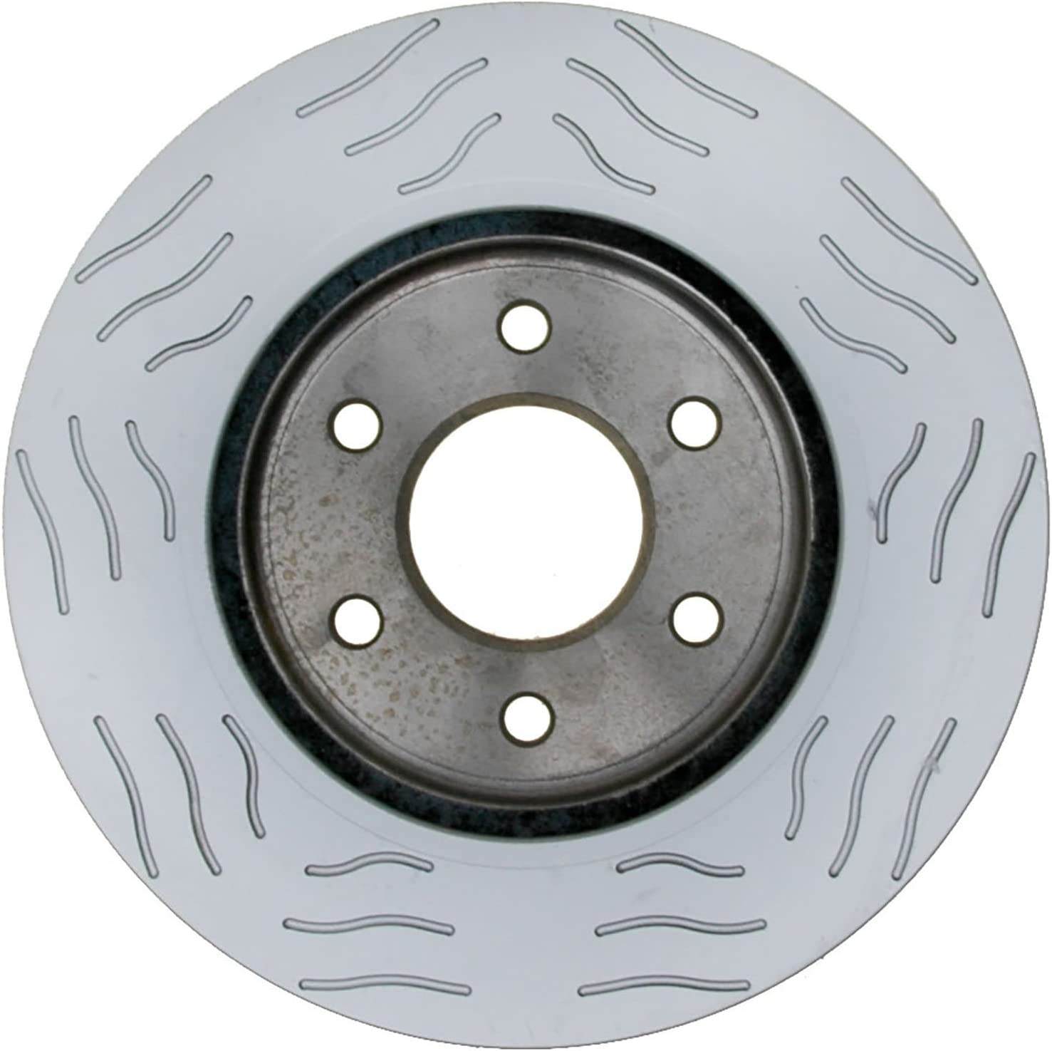 ACDelco 18A2434SD Specialty Front Disc Brake Rotor