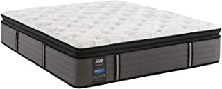 product image for Sealy Response Premium 14-Inch Plush Euro Pillow Top Mattress, California King, Made in USA, 10 Year Warranty
