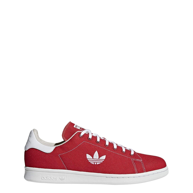 Adidas Herren Stan Smith Fitnessschuhe Rot (Escarl Ftwbla Marcla 000) 43 1 3 EU